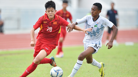 Lịch thi đấu U16 Việt Nam vs U16 Mông Cổ - LTĐ U16 châu Á hôm nay hình ảnh
