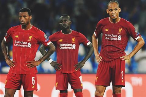 Napoli 2-0 Liverpool: Liverpool rất tốt, nhưng các đội bóng khác có thể đang dần bắt kịp họ