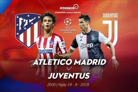 Atletico vs Juventus