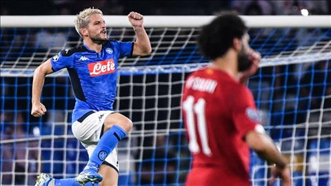 Thua cay đắng, HLV Klopp thừa nhận Napoli có thể vô địch C1 hình ảnh