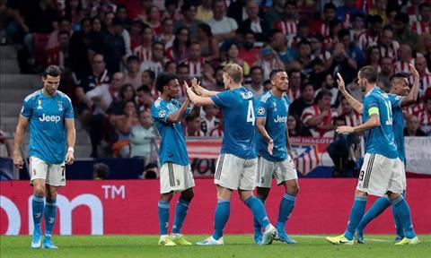 Atletico Madrid 2-2 Juventus Ronaldo tịt ngòi, Lão bà đánh rơi chiến thắng đúng vào phút 90 hình ảnh 3