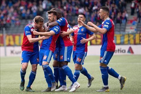 Basel vs Krasnodar 23h55 ngày 199 Europa League 201920 hình ảnh
