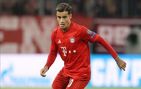 Bayern Munich 3-0 Sao Đỏ Belgrade Tân binh Coutinho thi đấu ấn tượng hình ảnh