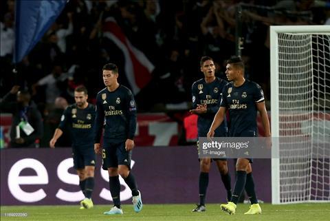 PSG 3-0 Real Madrid Thủ quân Sergio Ramos chỉ trích 4 đồng đội hình ảnh