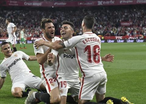 Qarabag vs Sevilla 23h55 ngày 199 Europa League 201920 hình ảnh