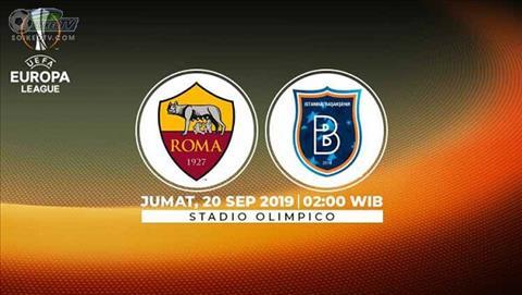 Roma vs Basaksehir 2h00 ngày 209 Europa League 201920 hình ảnh