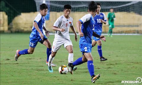 U16 Việt Nam thắng U16 Mông Cổ để vươn lên dẫn đầu bảng H hình ảnh