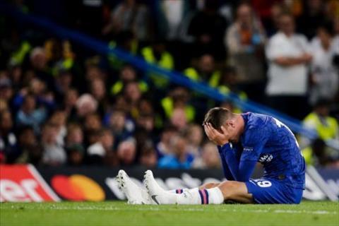 Mason Mount dính chấn thương, lỡ trận gặp Liverpool hình ảnh