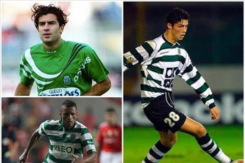 Đằng sau sự thành công của học viện đào tạo bóng đá trẻ Sporting Lisbon