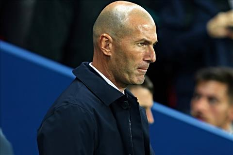 VIDEO HLV Zidane nói gì sau trận thua ê chề của Real Madrid trước PSG hình ảnh
