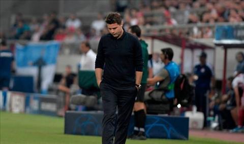 Hòa Olympiacos, HLV Pochettino thất vọng vì bị học trò làm phản hình ảnh
