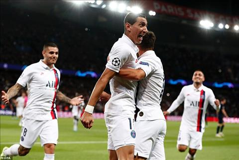 Di Maria trận PSG 3-0 Real lập kỳ tích như huyền thoại Shevchenko hình ảnh