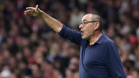 HLV Sarri thừa nhận Juventus cần cải thiện điểm yếu bóng chết hình ảnh