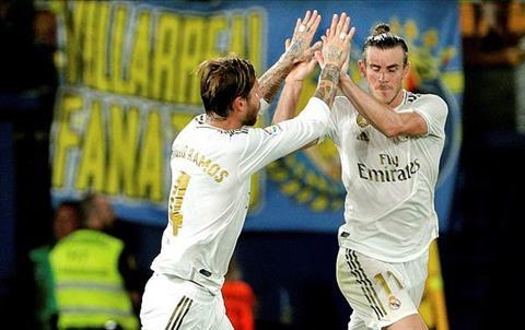 Gareth Bale toa sang tai Real