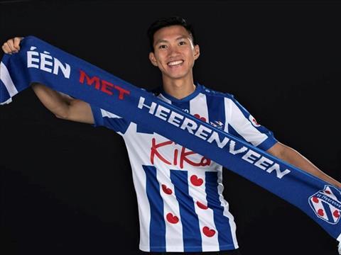 Sếp lớn Heerenveen sớm buông lời chê bai tính cách của Đoàn Văn Hậu hình ảnh