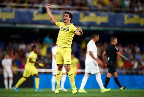 Villarreal 2-2 Real Madrid Gareth Bale tỏa sáng giải cứu HLV Zidane rồi nhận  thẻ đỏ hình ảnh 2