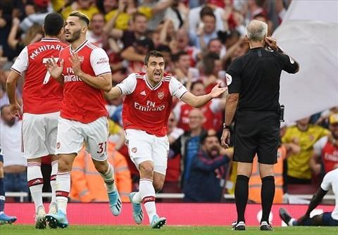 Arsenal 2-2 Tottenham Tiếc cho Pháo thủ  hình ảnh