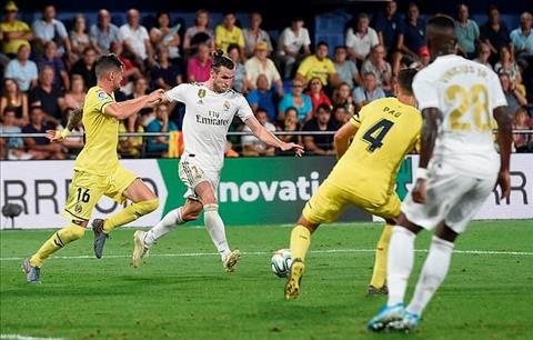 Gareth Bale tỏa sáng trận Villarreal vs Real Madrid Anh hào tỏ mặt hình ảnh