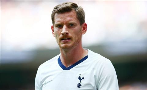 Bị thất sủng, Jan Vertonghen vẫn muốn bám trụ tại Tottenham hình ảnh