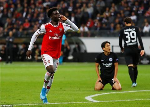 Frankfurt 0-3 Arsenal Trái ngọt cho niềm tin mạo hiểm của Emery hình ảnh 2
