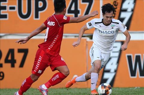 Van Toan HAGL vs Hai Phong