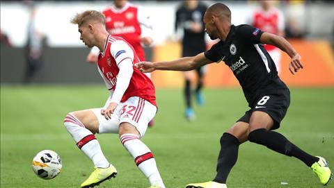 Frankfurt 0-3 Arsenal Pháo thủ ra quân tưng bừng ở Europa League 201920 hình ảnh 2