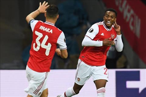 Frankfurt 0-3 Arsenal Pháo thủ ra quân tưng bừng ở Europa League 201920 hình ảnh 3