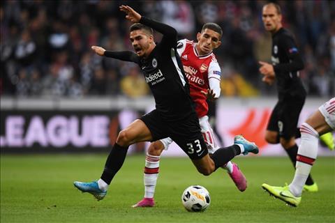 Frankfurt 0-3 Arsenal Pháo thủ ra quân tưng bừng ở Europa League 201920 hình ảnh 4