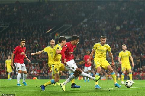 MU 1-0 Astana Ole đã đúng, về tay sát thủ số một ở Old Trafford! hình ảnh 2