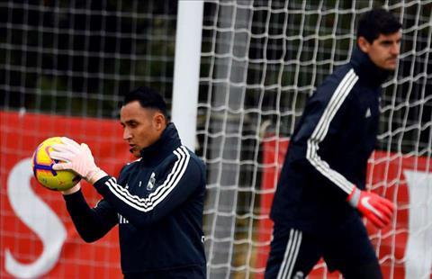 Màn cà khịa gây sốt của thủ môn Keylor Navas với người đồng đội cũ tại Real Madrid hình ảnh 2
