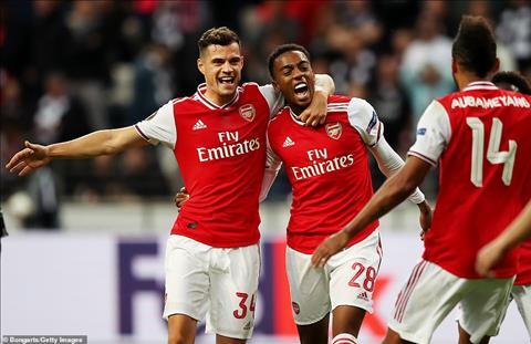Nhận định Arsenal vs Vitoria vòng bảng Europa League 201920 hình ảnh