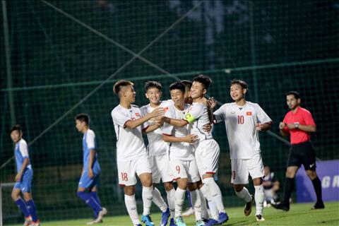 Lịch thi đấu U16 Việt Nam vs U16 Macau hôm nay - U16 châu Á 2020 hình ảnh