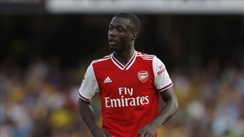 Robert Pires khuyên CĐV Arsenal kiên nhẫn với sao trẻ Nicolas Pepe hình ảnh