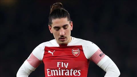 Arsenal nhận tin vui Hector Bellerin trở lại thi đấu hình ảnh
