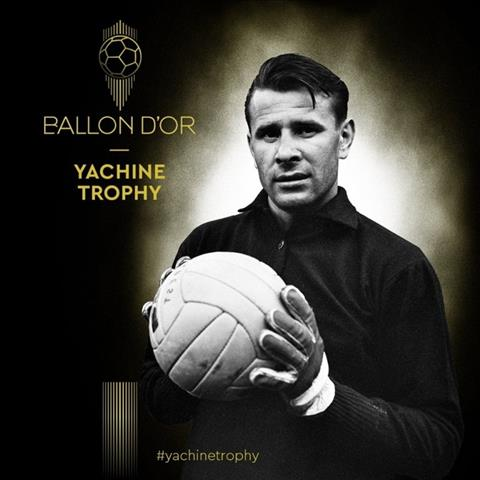 Quả Bóng Vàng năm 2019 trao giải thưởng Lev Yashin cho thủ môn hình ảnh