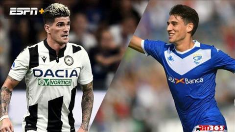 Udinese vs Brescia 20h00 ngày 219 Serie A 201920 hình ảnh