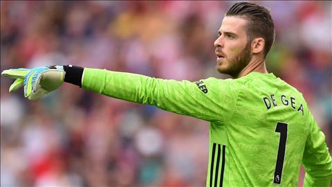 Thủ môn De Gea cảnh báo MU trước trận gặp West Ham hình ảnh