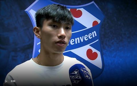 Doan Van Hau muon NHM tiep tuc ung ho de thanh cong o Heerenveen