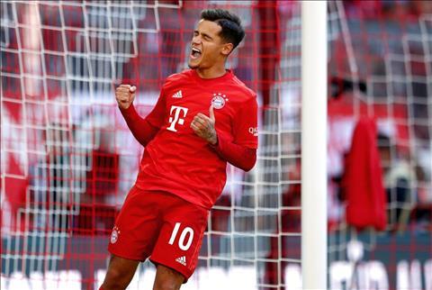 Bayern Munich 4-0 Cologne Lần đầu làm chuyện ấy của Coutinho hình ảnh 3