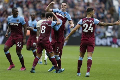 3 người chiến thắng và 3 người thất bại trận West Ham vs MU hình ảnh