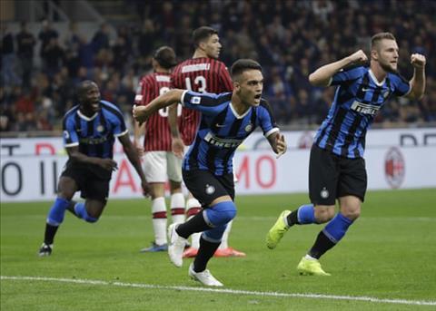 AC Milan 0-2 Inter Milan