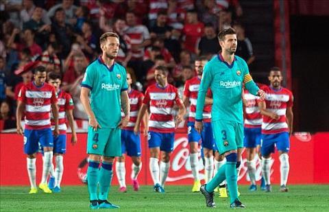 Barca mất niềm tin vào HLV Ernesto Valverde hình ảnh