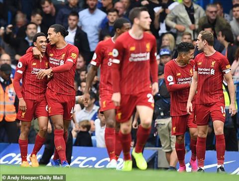 Chelsea 1-2 Liverpool Kẻ thắng người thua và cặp đôi cùng tiến hình ảnh 5