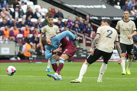 Jose Mourinho nói về trận West Ham vs MU hình ảnh