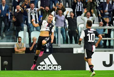 Juventus 2-1 Verona Ronaldo nổ súng trên chấm 11m, Lão bà thắng gian nan hình ảnh 4