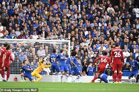 Kết quả Chelsea vs Liverpool vòng 6 Ngoại hạng Anh 2019 hôm nay hình ảnh