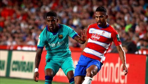 Kết quả Granada vs Barca bóng đá La Liga 20192020 hôm nay 219 hình ảnh
