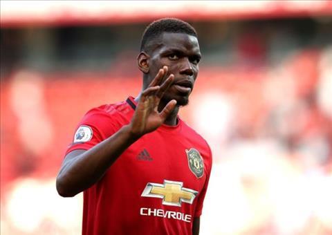 MU đón tiền vệ Pogba trở lại ở đại chiến Arsenal hình ảnh