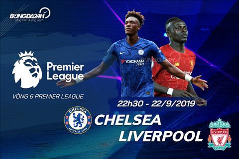 Nhận định Chelsea vs Liverpool vòng 6 Premier League 201920 hình ảnh