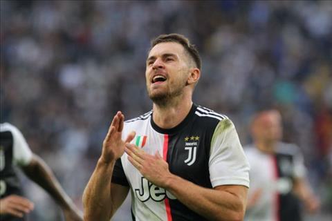 Ramsey ghi ban ngay trong tran ra mat Serie A